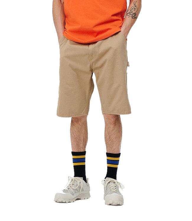CARHARTT Ruck Single Knee Short - Dusty H Brown