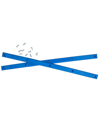 PIG WHEELS PIG RAILS - BLUE