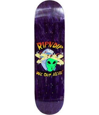 RIPNDIP OUT OF THIS WORLD BOARD MULTI - 8.25