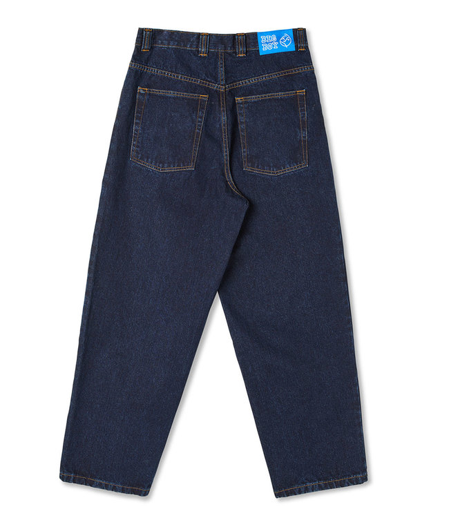 POLAR BIG BOY JEANS - DEEP BLUE
