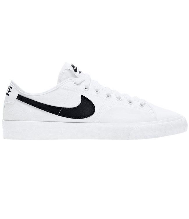NIKE SB Blazer Court - White/Black-White-Black
