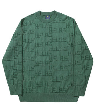HELAS On Repeat Knit - Green