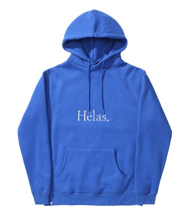 HELAS CLASS HOODIE - BLUE