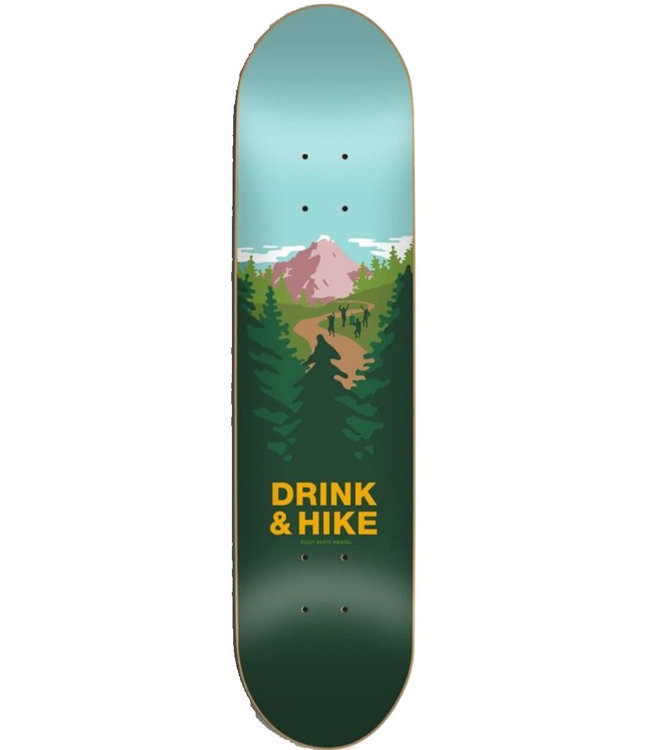 SKATE MENTAL DRINK & HIKE DECK - 8.38