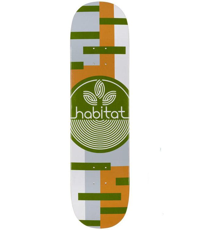 HABITAT MODERNIST LEAF DOT DECK - 8.0