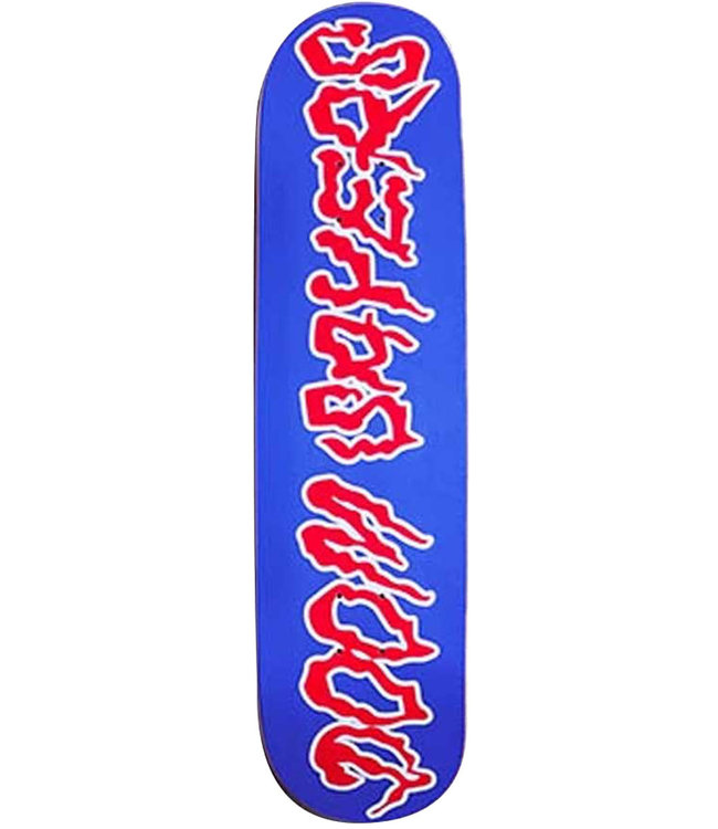 DOOM SAYERS GHOST RIDE DECK BLUE/RED - 8.25