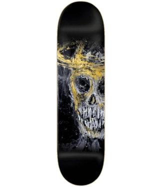 ZERO Burman Deville Skull 2 Deck Black/Red - 8.5