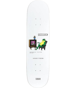 SOUR ALBERT TV 2020 DECK - 8.0