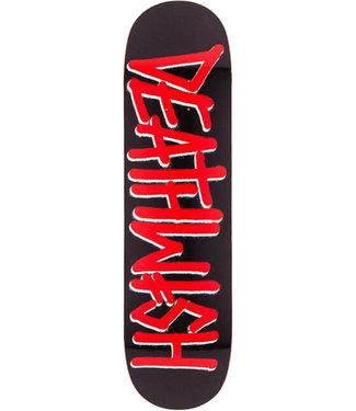 DEATHWISH Deathspray Deck Black/Red - 8.0