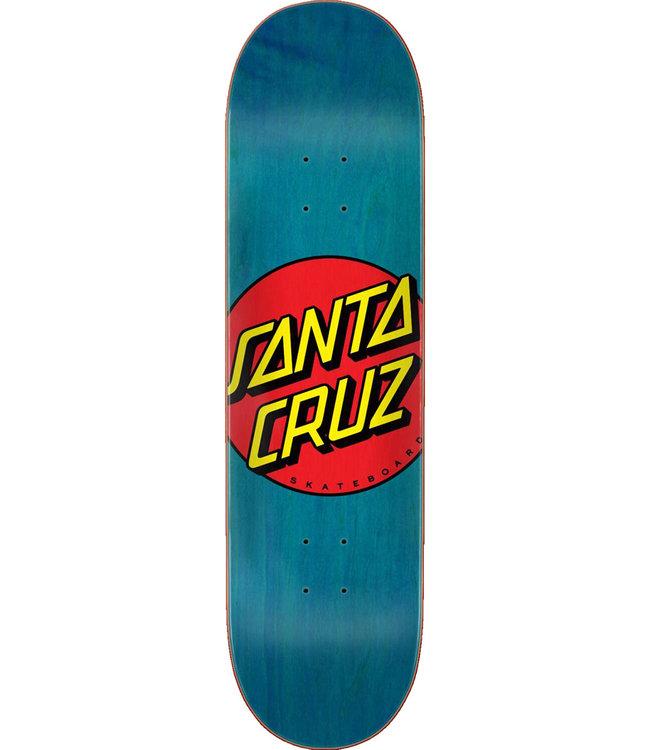SANTA CRUZ CLASSIC DOT DECK BLUE - 8.5