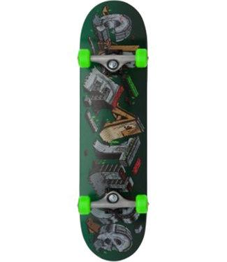 CREATURE Slab Diy Full Sk8 Complete Black/Green - 8.0