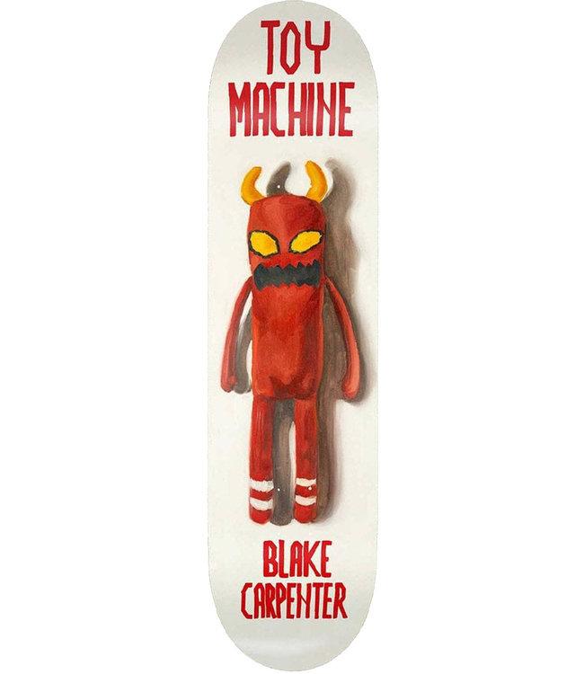 TOY MACHINE Carpenter Doll Deck - 8.38