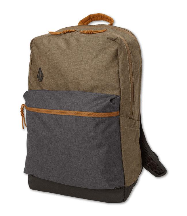 VOLCOM Volcom School Backpack - Khaki
