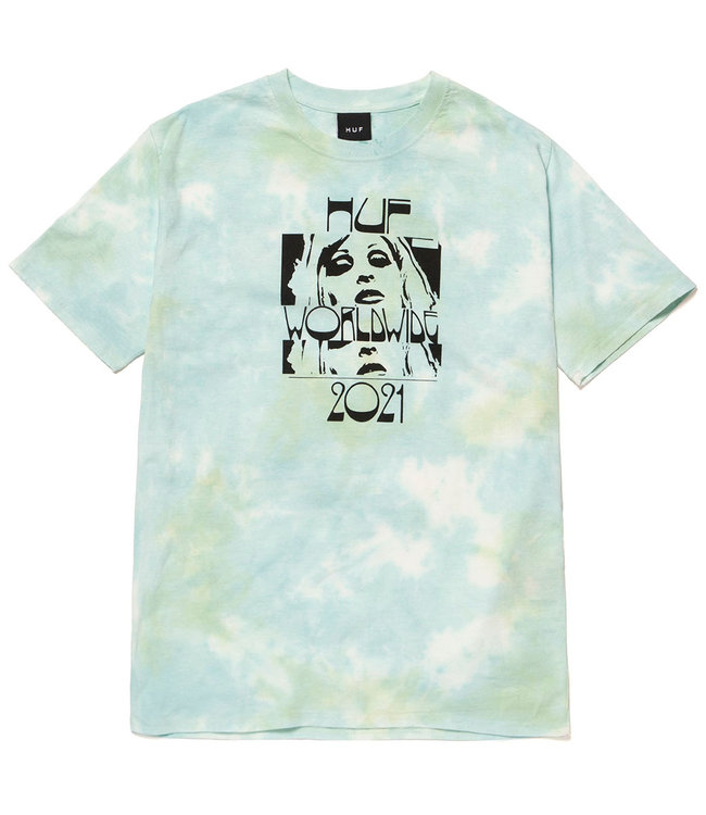 HUF Wasted Darling S/S Tee - Blue