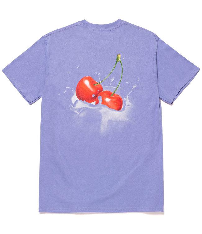 HUF Wet Cherry S/S Tee - Violet