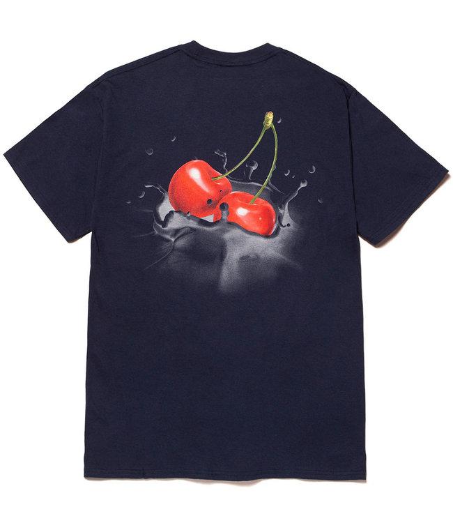 HUF Wet Cherry S/S Tee - Navy