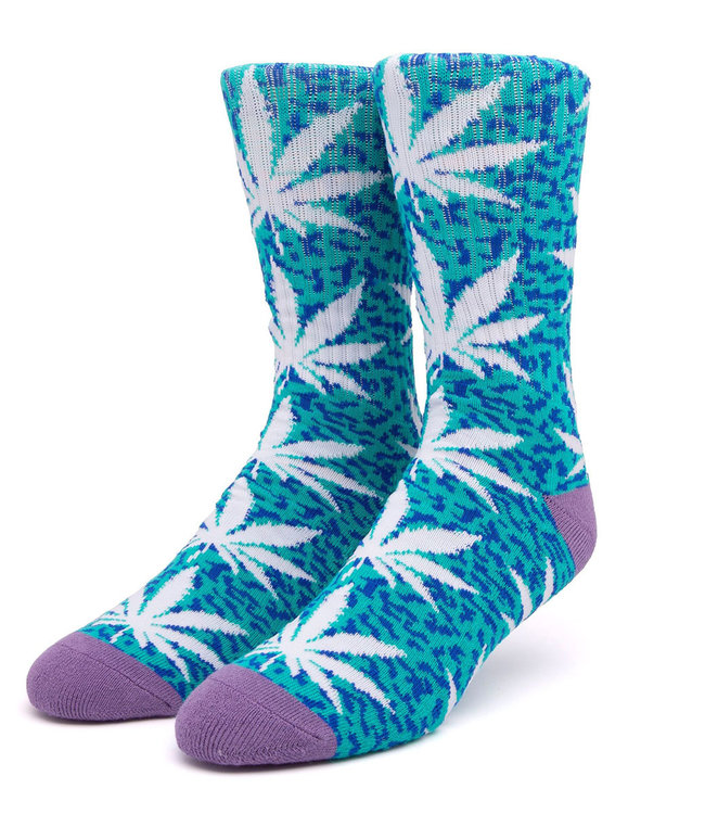 HUF Paradise Experiment Pl Sock - Teal