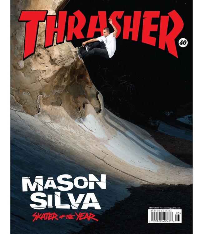 THRASHER Thrasher Magazine - May 2021