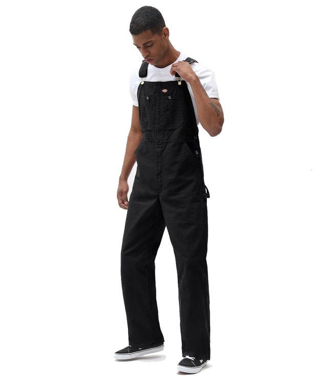 DICKIES Bib Overall Loose Fit Bib Overall - Black