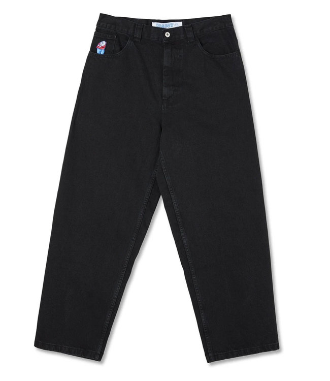 POLAR Big Boy Jeans - Pitch Black