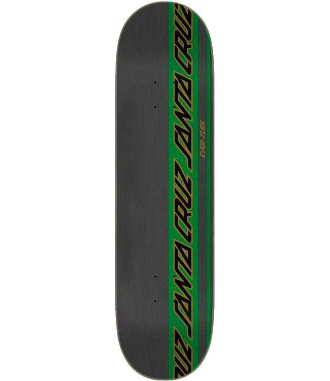 SANTA CRUZ Braun Drum Kit Deck Green - 8.25
