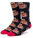 HUF Huf Tnt Logo Sock - Black