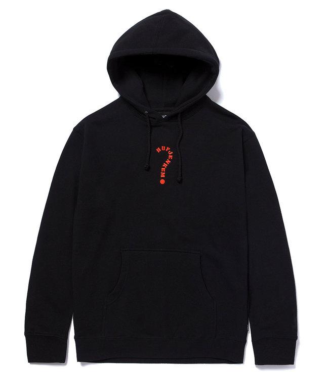 HUF The Portal Sweatshirt - Black