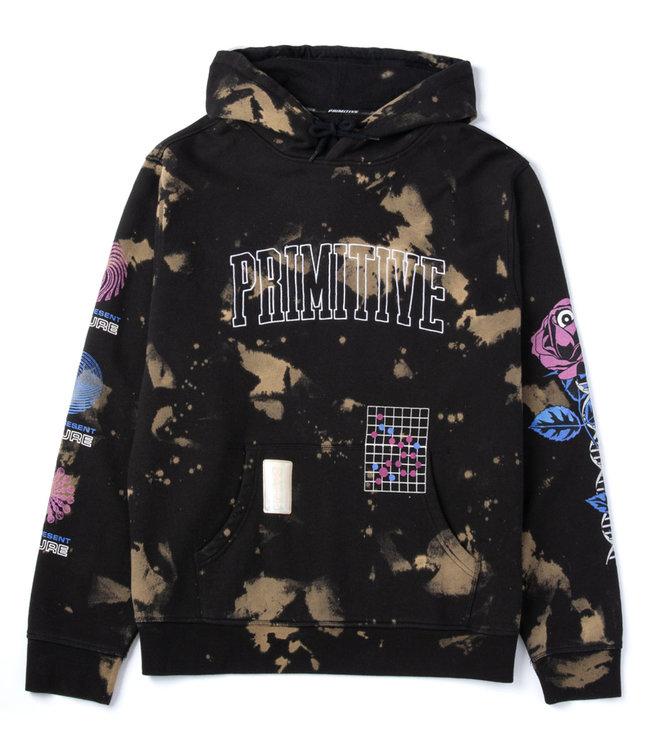 PRIMITIVE Spaced Hood - Black