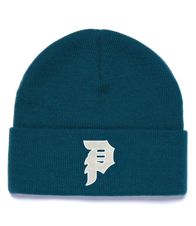 PRIMITIVE Dirty P Chinelle Beanie - Green