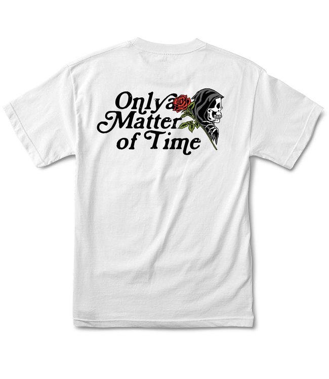 PRIMITIVE Matter of Time Tee - White
