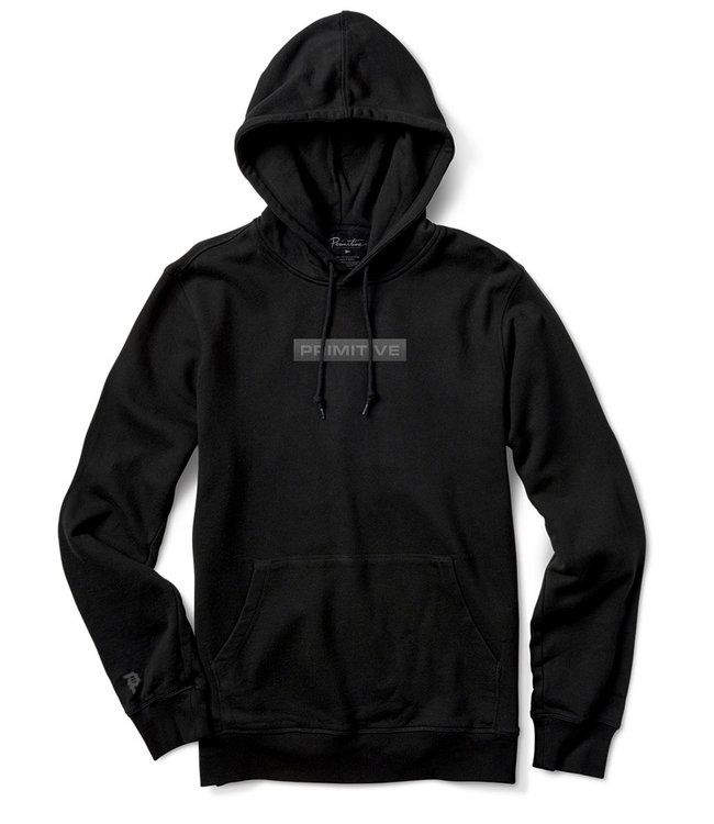 PRIMITIVE Boxed Pigment Dyed Hood - Black