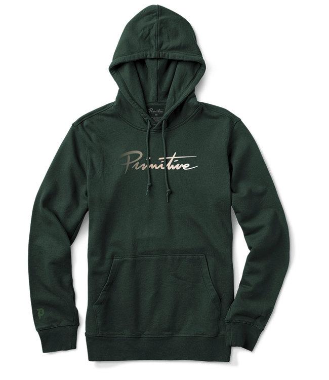 PRIMITIVE Nuevo Trails Hood - Hunter Green