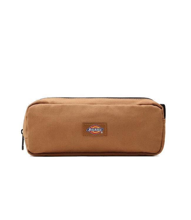 DICKIES Dickies Dc Pencil Case - Brown Duck
