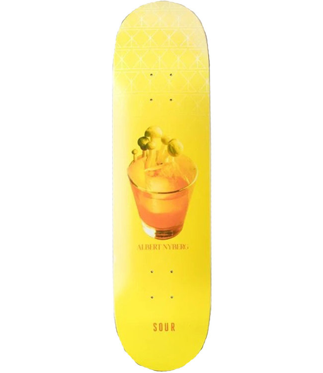 SOUR Albert Shroom Cocktail Deck - 8.25