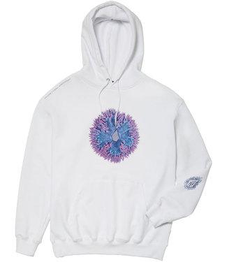 VOLCOM Coral Morph P/o Fleece - White