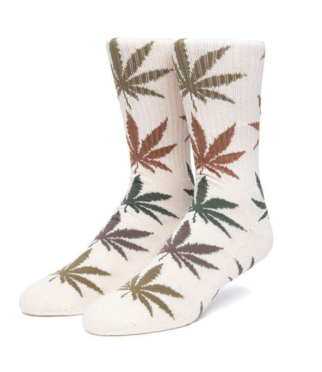 HUF Gradient Leaves Plantlife Sock - Natural