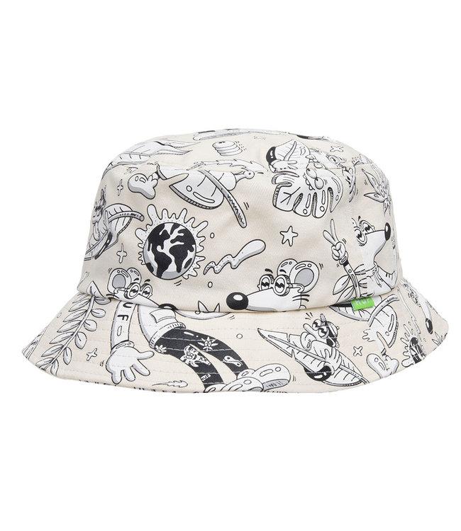 HUF Steven Harrington Bucket Hat - Natural