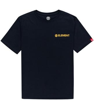 ELEMENT Blazin Chest Ss Youth - Eclipse Navy