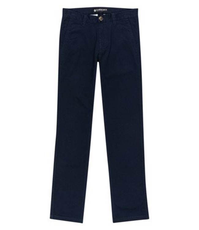 ELEMENT Howland Classic Chino Youth - Eclipse Navy