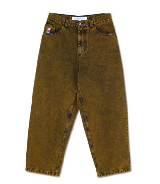 POLAR Big Boy Jeans - Yellow/Black