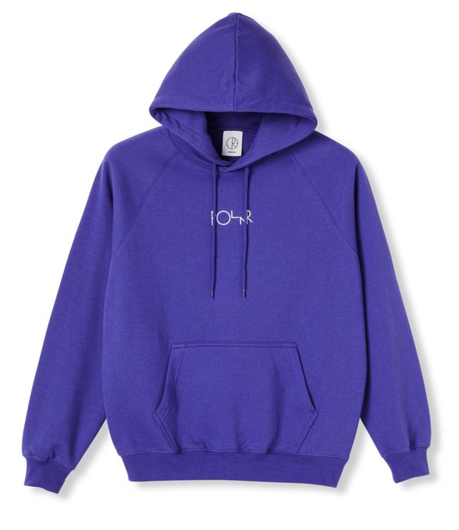 POLAR Default Hoodie - Purple