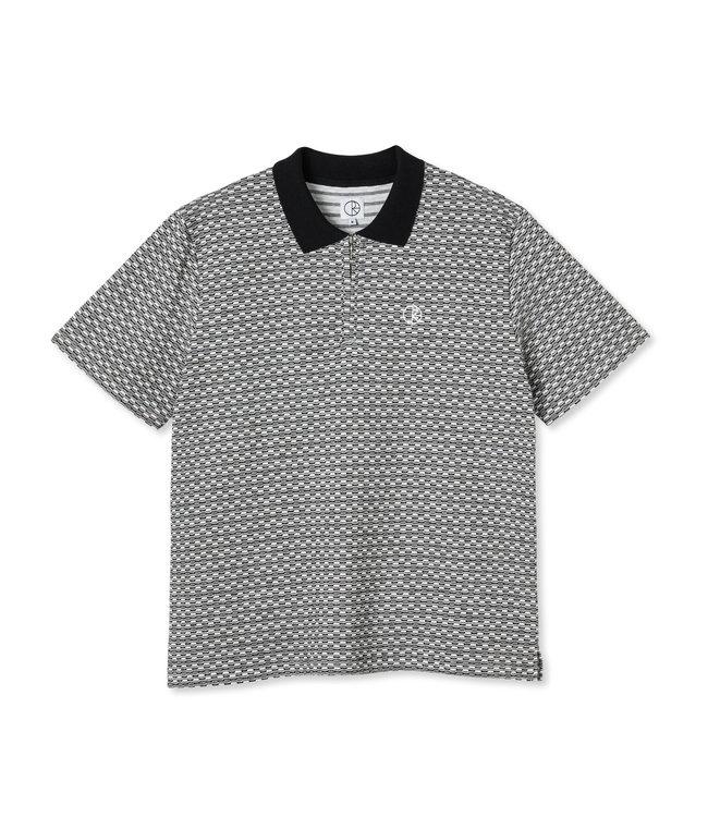 POLAR Jacques Polo Shirt - Black