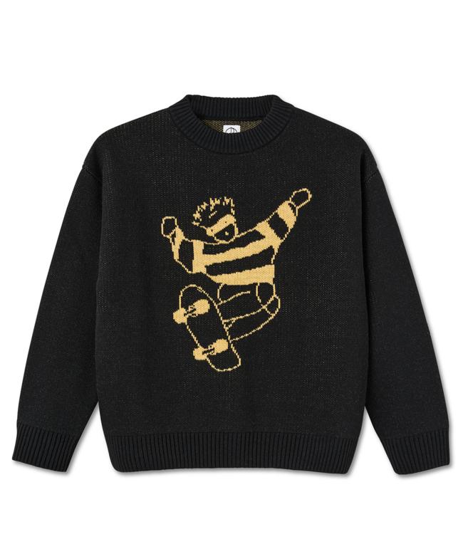 POLAR Skate Dude Knit Sweater - Black