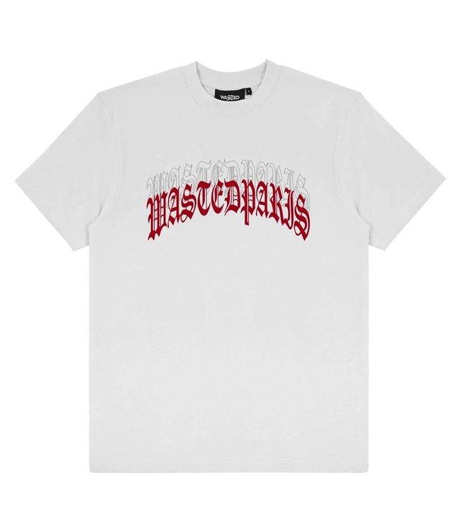 WASTED PARIS T-Shirt Kingdom - White