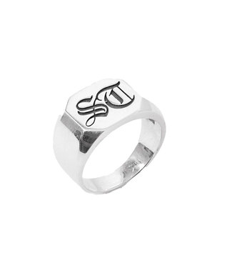 WASTED PARIS Fusil Ring 100% Silver