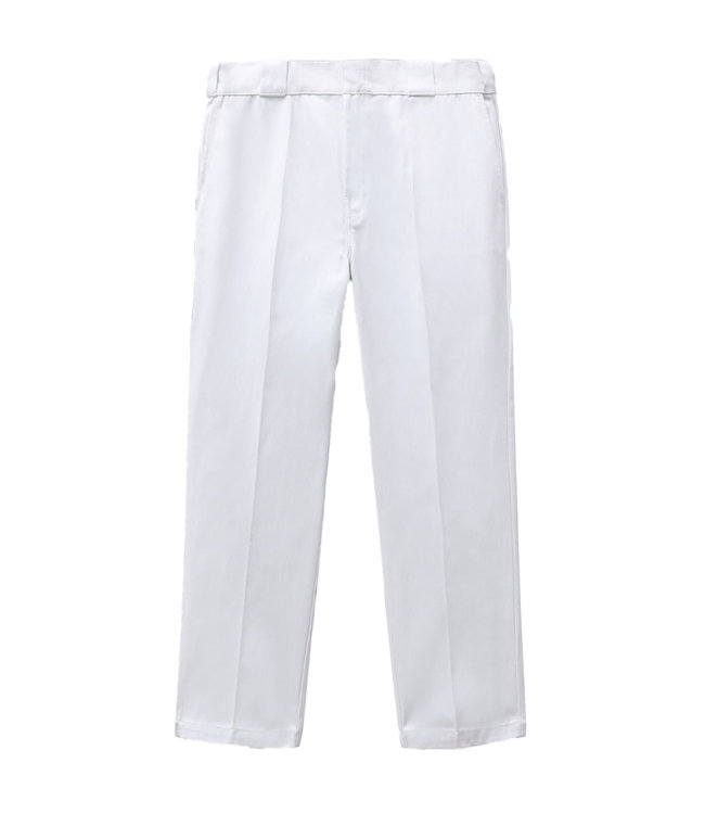 DICKIES 874 W Cropped - White