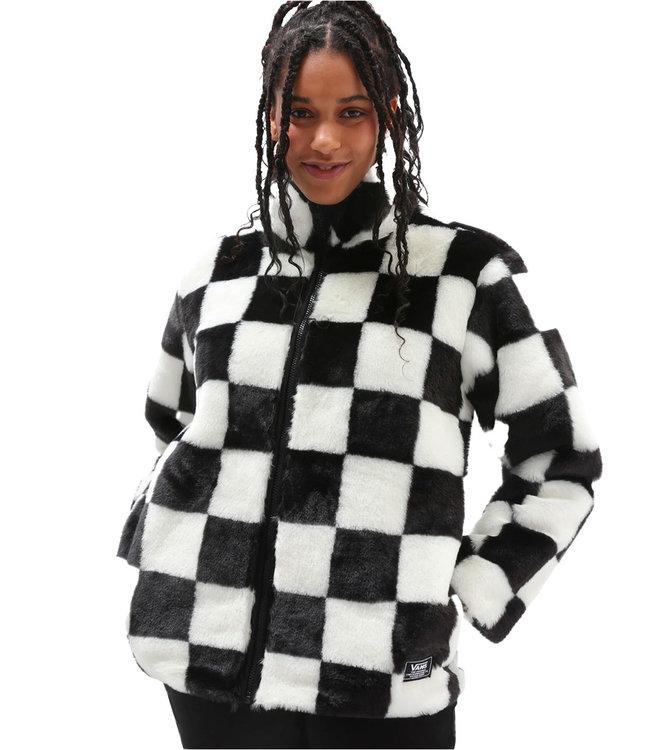 VANS Natalie Jacket - Checkerboard