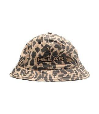 HELAS Exotic Bucket Hat - Leopard