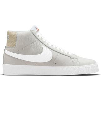 NIKE SB Blazer Mid Iso - White/White-White-Summit White