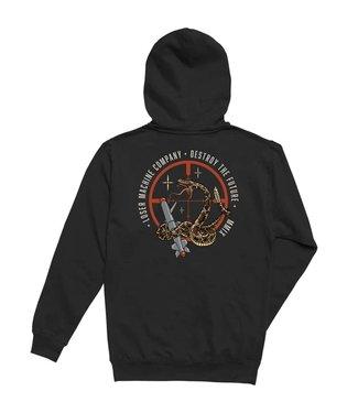 LOSER MACHINE Rattler Mstr Wckng Pullover - Black